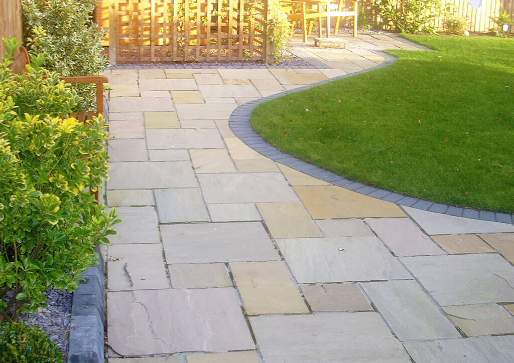 Natural Stone Pavers : Paving for patios block north east